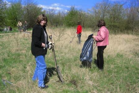 Tjørn og affald, 2008